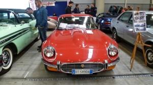 """""""Fuoriserie"""" a Roma  il mondo dell'auto d'epoca"""