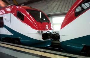 Turisti sconcertati  all'arrivo a Fiumicino:  Leonardo Express  14 euro per 33 km   e niente spazio per i bagagli
