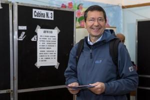 Roma Capitale è ballottaggio:  Marino e Alemanno in corsa   ma il 50 per cento dei romani non ci crede