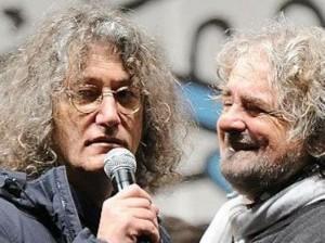 """Torna lo """"Scorpioncello"""":  A Grillo, te stanno a pizzicà puro a 'tte!"""