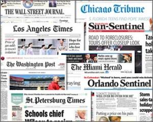 "I britannici ""occupano"" i media Usa"
