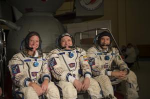 La vita degli astronauti  tra il mitico e l'umano  Luca Parmitano dal 29 maggio su Iss