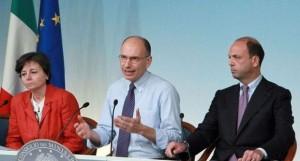 Insieme appassionatamente?  tutti soddisfatti per gli 80 decreti   ma Berlusconi insiste su Imu e Iva