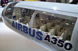 """Dal gruppo Air France-Klm  ordini per 25 nuovi  Airbus """"A350-900""""  oltre a ulteriori 25 opzioni"""
