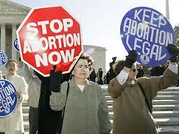 Usa: prove di marcia indietro sull'aborto  Legge del Congresso ne restringe i tempi