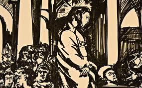 """""""Acta Pilati"""":  i rapporti tra Gesù e Ponzio Pilato  ricostruiti sotto """"forma romanzo """""""