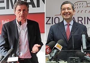 Cala l'affluenza dei votanti:  a Roma alle 22 fermi al 32,30 per cento.  Se confermato voto per pochi intimi.  Oggi seggi aperti dalle 7 alle 15