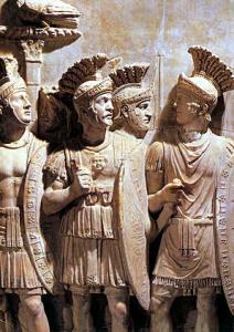 L'umiliazione sulle rive dell'Allia  rese invincibile l'esercito romano