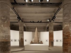 """Mostra-ricerca a Venezia:  """"L'arte che tenta di sintetizzare il mondo"""""""