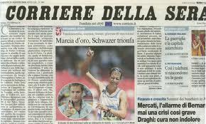 Le mani Fiat anche sul Corriere della Sera  a John Elkann intanto il 20,1% di quote Rcs