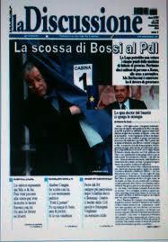 """Torna """"Lo Scorpioncello"""":  è resuscitata la """"Discussione""""  fondata da Alcide De Gasperi  Emilio Fede è il Direttore:  ma """"che ci azzecca""""?"""