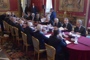 Fissate dal Governo le linee  della riforma costituzionale