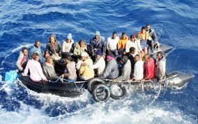 """Non é vero che siamo invasi dai """"rifugiati""""  Da noi viene solo una piccola minoranza"""