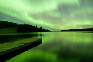 """""""Effetti speciali"""" nei cieli nord americani  per tempesta magnetica di origine ignota"""