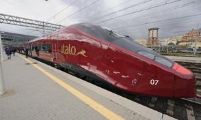 Reggio Emilia-Mediopadana:  importante tassello dell'AV ferroviaria