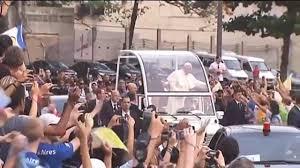"""Davanti a 3 milioni di persone Papa Francesco con una Messa solenne ha concluso la Giornata Mondiale della Gioventù. Messaggio per la vita e invito ai giovani: """"Andate a cercare discepoli  e fate casino""""."""