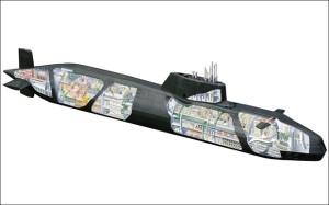 I nuovi sottomarini nucleari Uk  Possono girare il mondo senza emergere mai