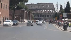I Fori Imperiali pedonalizzati da Agosto  Marino annuncia: 90 per cento auto in meno