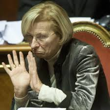 La Bonino al Senato contro Alfano  Sui kazaki sono stata informata a cose fatte  Per il momento, stiamo buoni con gli asiatici