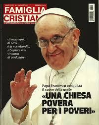 """""""Famiglia Cristiana"""" accusa i cattolici del Pdl per il """"vergognoso silenzio"""" sugli attacchi al Pontefice di Cicchitto"""