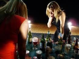 Pericoloso incremento morti delle donne  a causa del consumo di alcolici in Uk