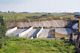 Già innalzate le barricate all'Ardeatina  contro la discarica che sostituirà Malagrotta