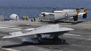 Drone Usa atterra su portaerei  Cambiano gli scenari strategici mondiali