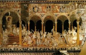 Duomo di Siena mostra le sue gioie  Pavimento e sottotetti svelati al mondo