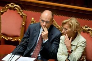Spionaggio internazionale:  intervengono Napolitano e Mauro  Non dicono molto ma non tacciono  come fanno ancora Letta e la Bonino