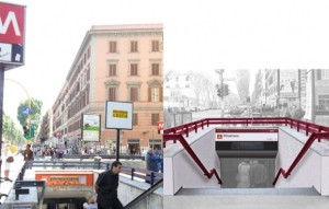 Ma il neo sindaco Marino nè è al corrente?  A Roma appena eletti fanno già pasticci   senso unico a sopresa in via Fabio Massimo