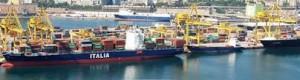 Il porto di Trieste supera quello di Venezia  per la movimentazione traffico dei container