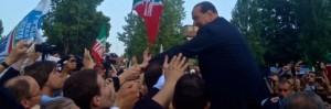 """Letta: chi provoca la crisi sarà punito  Berlusconi é d'accordo e non molla  Promesso che ad Ottobre sparisce il """"Porcellum"""""""
