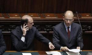 L'Imu può far deragliare Letta  Il Pd sale al Quirinale da Giorgio Napolitano  Possibile un accordo? Anche su altro…  Berlusconi aspetta Napolitano per decidere