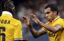 Calcio Serie A: Toni affonda un Milan svogliato  Carlos Tevez fa sorridere la Juve