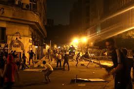 Cairo: 545 morti per il Governo. 4.000 per opposizione  Il coprifuoco non ferma del tutto le proteste  Gravi le conseguenze politiche  Voci sul possibile arresto di ElBaradein