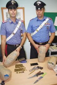 Sequestrati 22 chili di droga ad Ostia