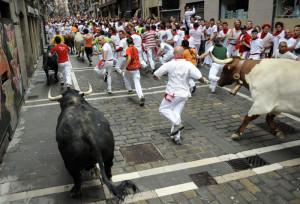 La corsa dei tori fa scuola  Dopo Pamplona é la volta degli Stati Uniti