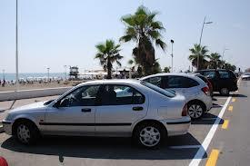 Ostia: lotta senza quartiere  contro i parcheggiatori abusivi lungomare