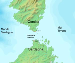 Nave arenata alle Bocche di Bonifacio ripropone il problema delle navi con carichi inquinanti