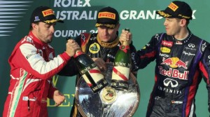 "Sebastian Vettel ""monstre"" domina Singapore. Secondo Alonso su Ferrari. Gara praticamente senza storia."