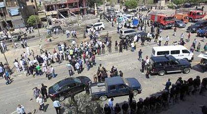 Egitto: attentato al Ministro degli interni  Al Cairo 6 feriti e due morti tra gli attentatori.