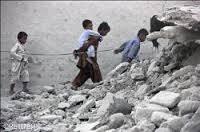 Pakistan: altri 22 morti per un secondo violento terremoto. Intanto, si visita l'isola nata dopo la prima scossa