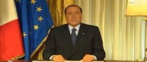 """Berlusconi. Definitivo: deve pagare 541 milioni a De Benedetti per la Mondadori, mentre é """"in ballo"""" per la decadenza."""