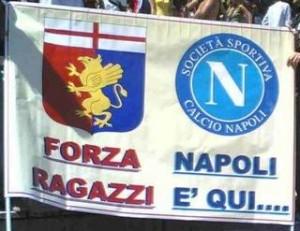 A Napoli e Milan 3 punti sulle due genovesi. Azzurri vittoriosi 0-2 col Genoa e Milan 1-0 a San Siro su Samp