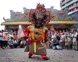 I cinesi e la festa dei Fantasmi affamati