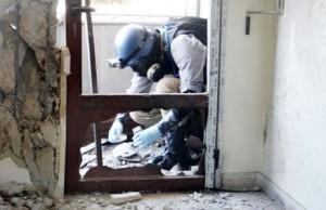Ispettori Onu: più largo uso di bombe chimiche dai tempi di Saddam Hussein.  Gli occidentali: é stata Damasco