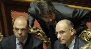 Letta va al Consiglio dei Ministri per un primo chiarimento con il Pdl e, magari, per chiedere la fiducia in Parlamento