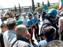 Proteste in tutta l'Italia  per la chiusura dei tribunali minori