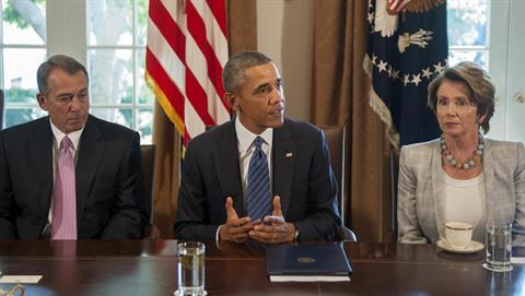 Ad Obama il si dei leader Usa  Gli serve per l'incontro con Putin  Grave tensione sulle acque del Mediterraneo