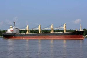 Le armi alla Siria partirebbero dal porto ucraino di Oktyabrsk. A rivelarlo un istituto americano che segue tutti gli spostamenti del mar nero e del Mediterraneo.